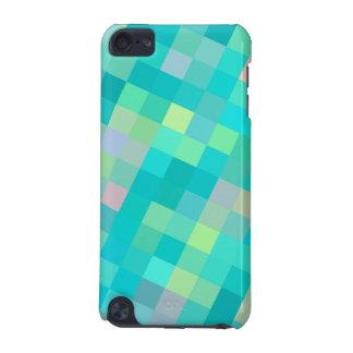 Motif multicolore d'art de pixel coque iPod touch 5G