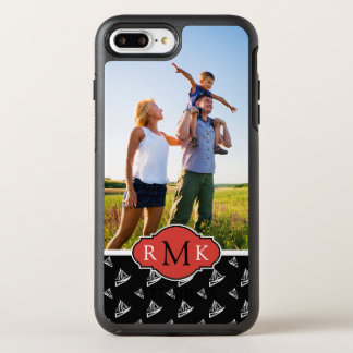 Motif peu précis | de voilier votre photo et coque otterbox symmetry pour iPhone 7 plus