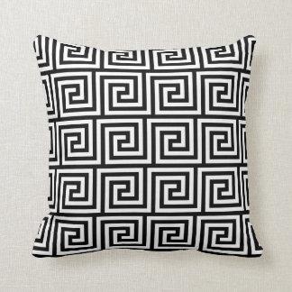 noir blanc coussins. Black Bedroom Furniture Sets. Home Design Ideas