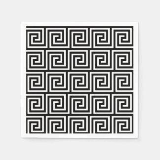 grec serviettes en papier grec serviettes jetables. Black Bedroom Furniture Sets. Home Design Ideas