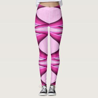 Motif rose unique leggings