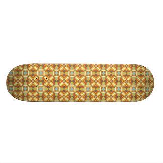 Motif sans couture 6 de motifs marocains ethniques plateaux de planche à roulettes