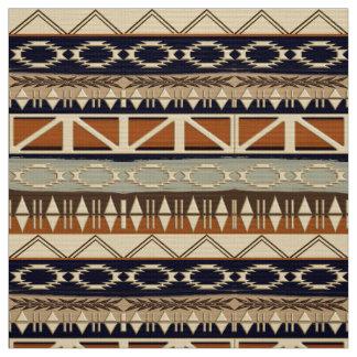 motif sans couture africain ethnique tissu