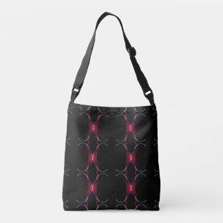 Motif sans couture de roses indien de gris de sac ajustable