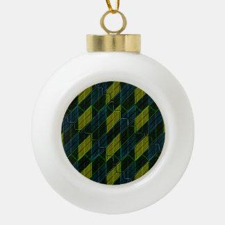 Motif sans couture géométrique moderne boule en céramique