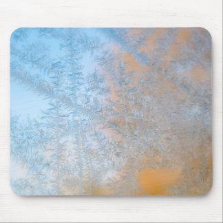 Motif sensible de gel, le Wisconsin Tapis De Souris