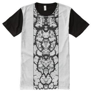 motif t-shirt tout imprimé