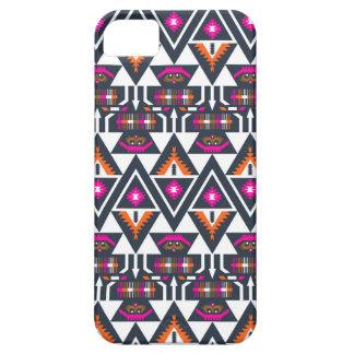 Motif tribal coloré de Navajo Coques iPhone 5 Case-Mate