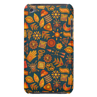 Motif tribal coque Case-Mate iPod touch