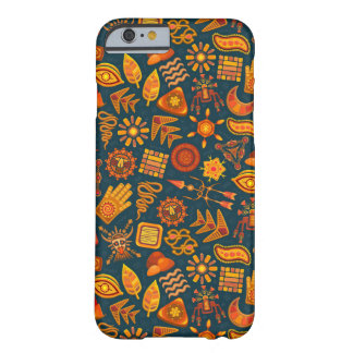 Motif tribal coque iPhone 6 barely there