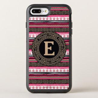 Motif tribal de femme de merveille coque otterbox symmetry pour iPhone 7 plus