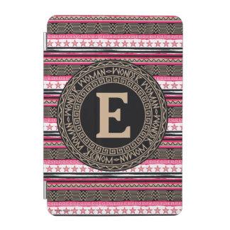 Motif tribal de femme de merveille protection iPad mini