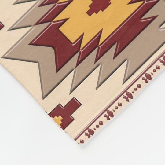Motif tribal de Navajo du sud-ouest
