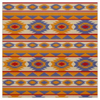 Motif tribal de Navajo du sud-ouest Tissu