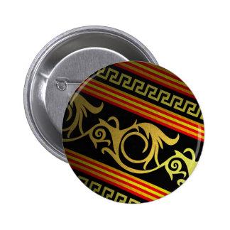 Motif tribal de style égyptien badges