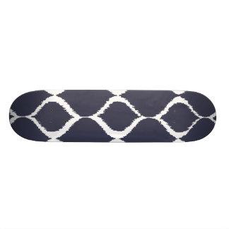 Motif tribal géométrique d impression d Ikat de Plateaux De Skateboards