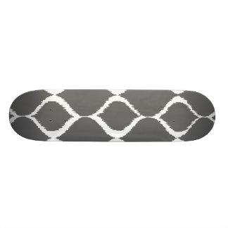 Motif tribal géométrique d impression d Ikat de Planche À Roulette