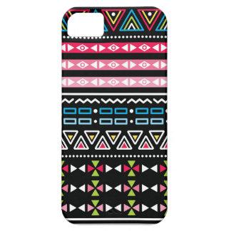 Motif tribal sans couture aztèque traditionnel coques Case-Mate iPhone 5