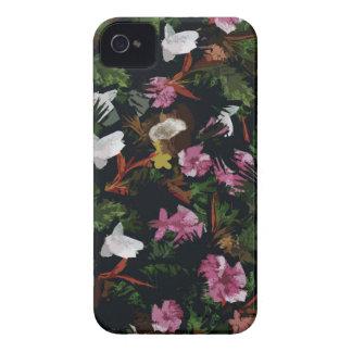 Motif tropical coque iPhone 4 Case-Mate