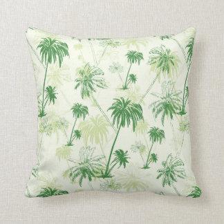 coussins palmiers tropicaux. Black Bedroom Furniture Sets. Home Design Ideas