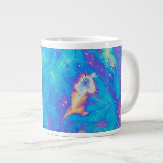 Motifs colorés d'huile, Canada Mug
