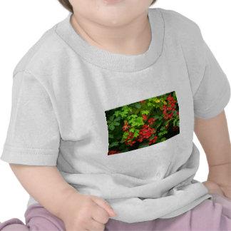 Motifs de nature t-shirt