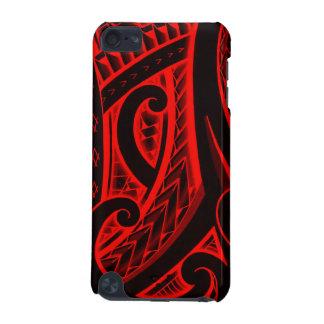 Motifs polynésiens/maoris de conception de coque iPod touch 5G
