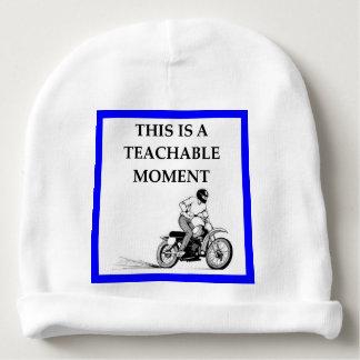 moto bonnet de bébé