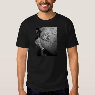 Moto de cru de Pesaro Benelli T-shirts