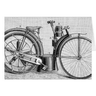 Moto de millet, 1895 cartes de vœux