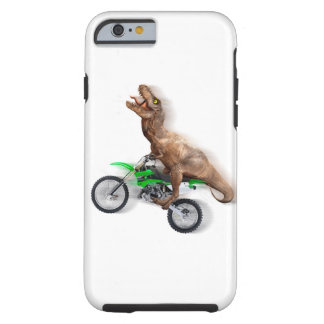 Moto de rex de T - tour de rex de t - rex volant Coque Tough iPhone 6