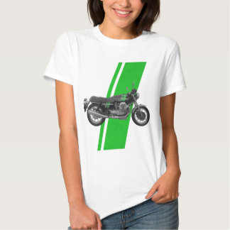 Moto Guzzi - vert du cru 1000S T-shirts
