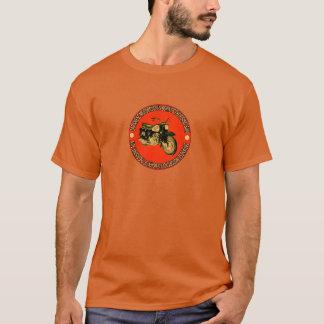 Moto japonaise soutenue du Soleil Levant T-shirt