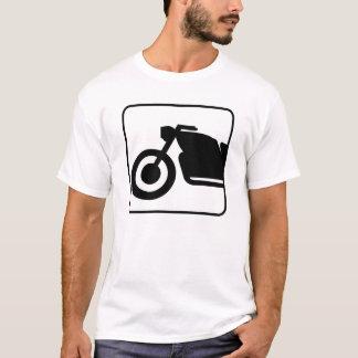 Moto se garant seulement t-shirt