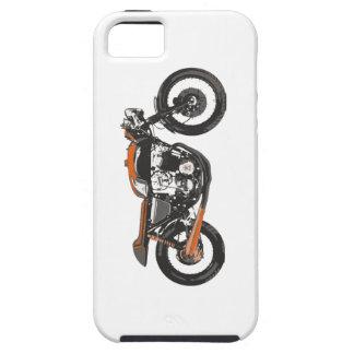 Moto simple - coureur 750 de café coque iPhone 5