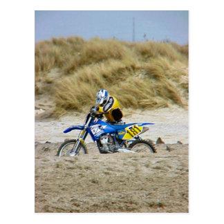Motocross 2, Dunkerque, France, les années 1990 Carte Postale
