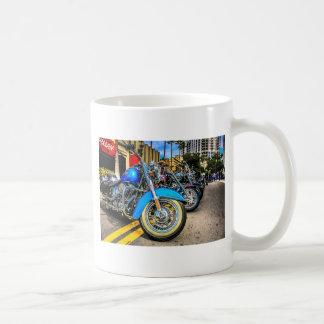 Motos de Harley Davidson Mug À Café