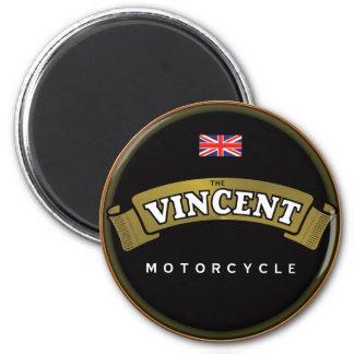 Motos vintages de Vincent Aimants Pour Réfrigérateur