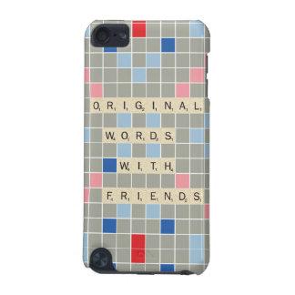 Mots originaux avec des amis coque iPod touch 5G