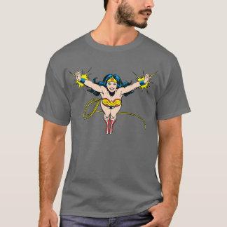 Mouche de femme de merveille en avant t-shirt