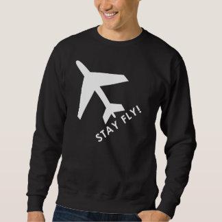 MOUCHE de SÉJOUR [groupe d'habillement d'iSWAG] Sweatshirt