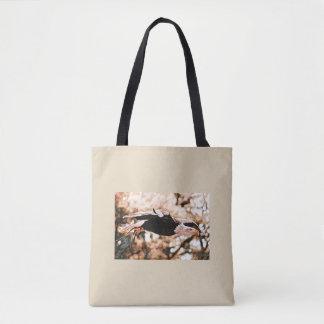 Mouche d'Eagle chauve comme Eagle Tote Bag