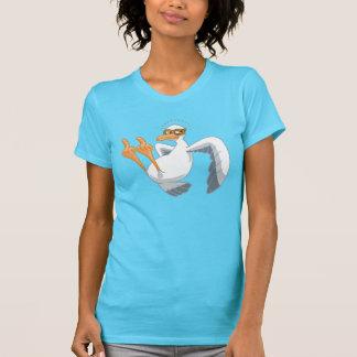 """Mouette de Dick """"l'oiseau """" T-shirt"""