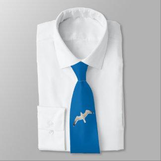 Mouette de vol cravates
