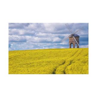 Moulin à vent de Chesterton Toile