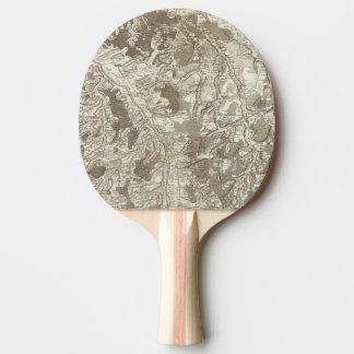 Moulins Raquette Tennis De Table