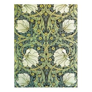 Mouron par William Morris Carte Postale