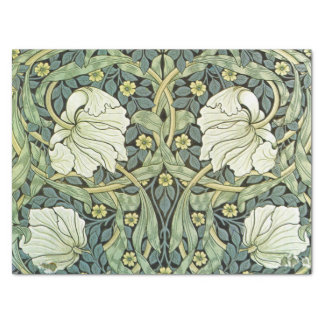 Mouron par William Morris Papier Mousseline