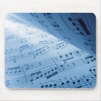 mousepad 46 de musique tapis de souris