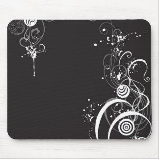 Mousepad abstrait tapis de souris